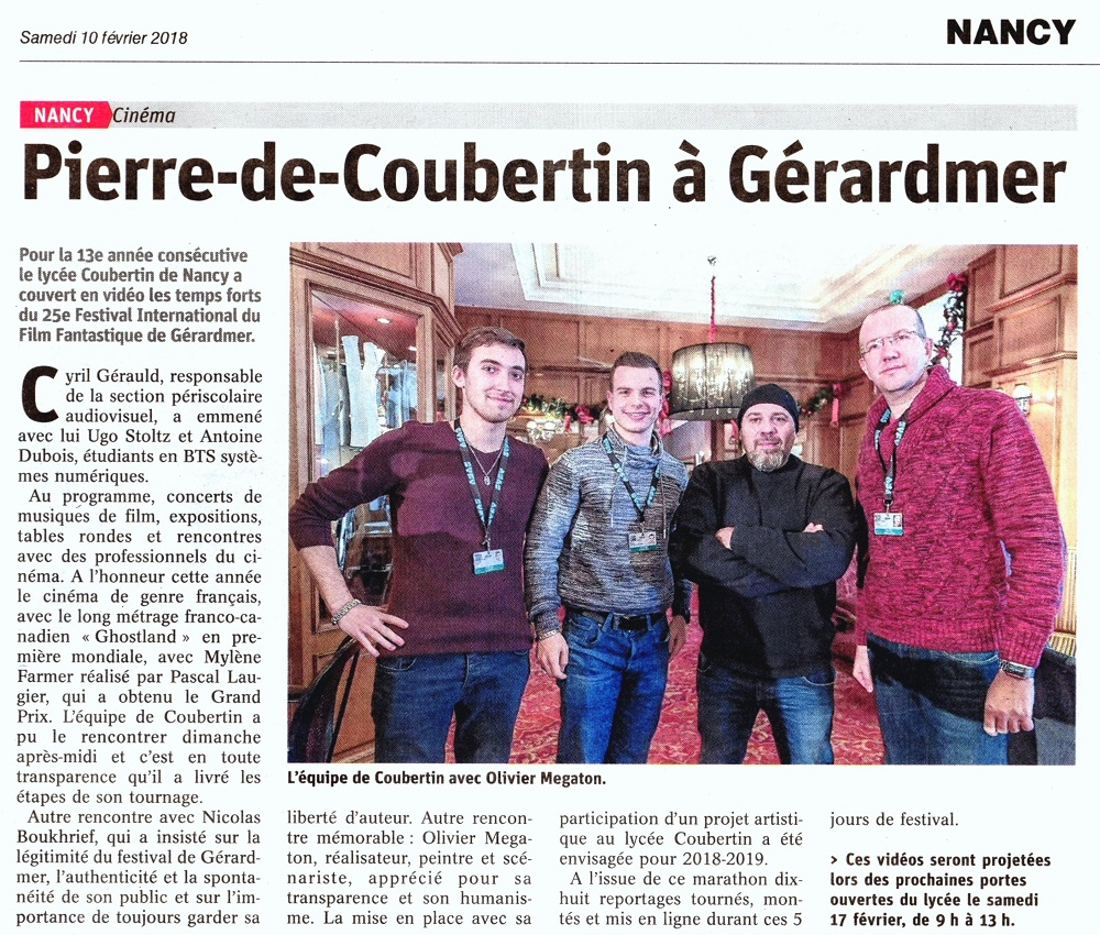 ARTICLE GERARDMER 10FEV2018 site